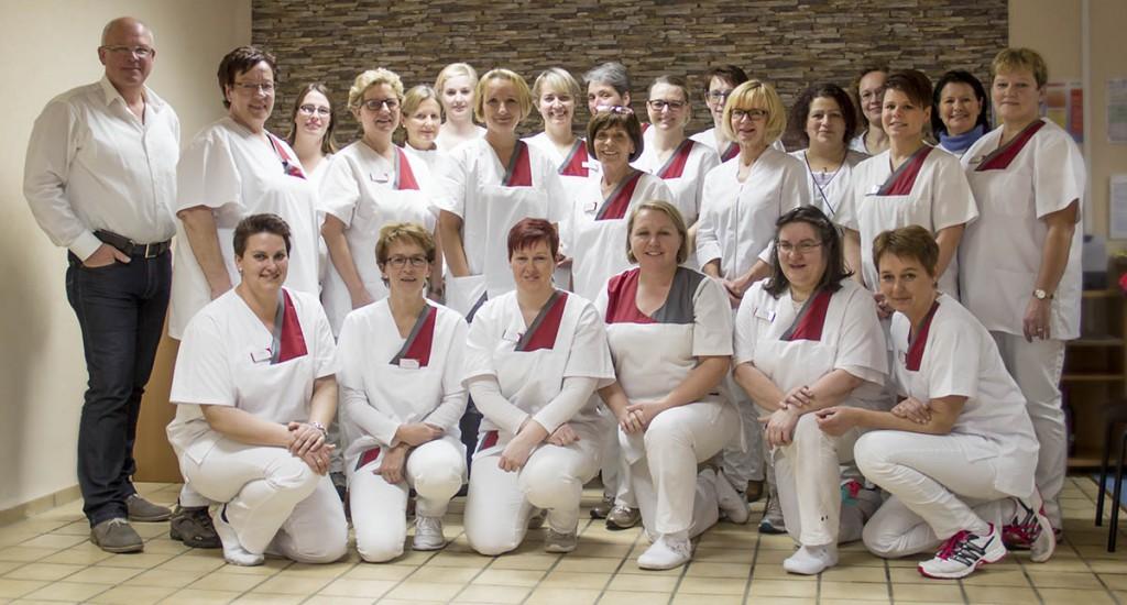 Pflegedienst, Brüwer, Kontakt, Team, Krankenpflege, Dülmen