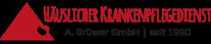 Logo von Häuslicher Krankenpflegedienst A. Brüwer GmbH